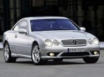 Mercedes-Benz CL-klass W215