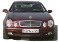 Mercedes-Benz CLK-klass W208