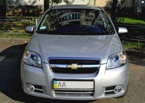 Chevrolet Aveo 5D T250