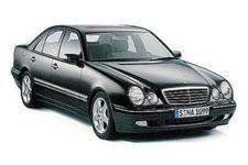 Mercedes-Benz E-klass W210 restyle