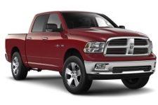 Dodge Ram IV Restyle