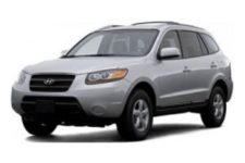 Hyundai Santa Fe II CM